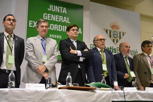 Ollero Junta real Betis