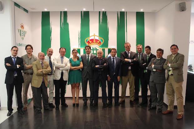 Real Betis Consejo de Administración Foto RBB