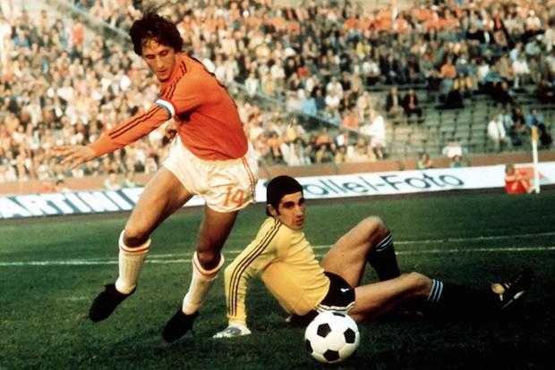 Cruyff Mundial 1974
