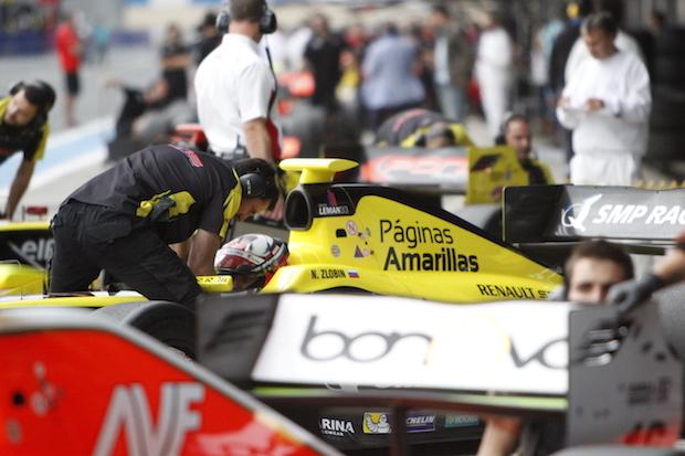 Pilotos World Series by Renault P Ramos 10