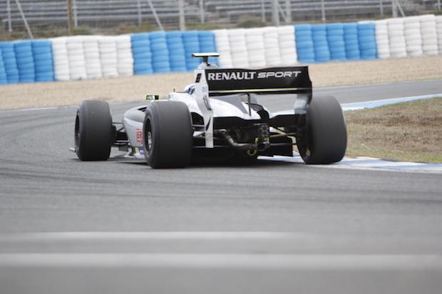 Pilotos World Series by Renault P Ramos 14