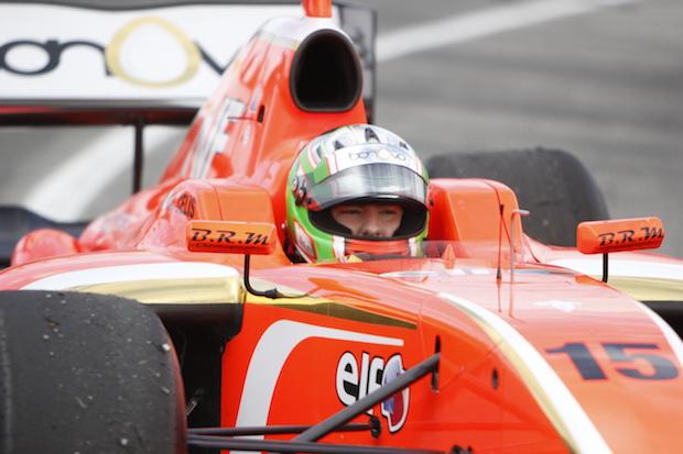 Pilotos World Series by Renault P Ramos 5
