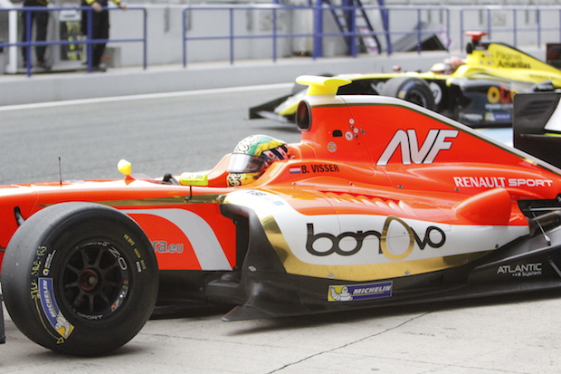 Pilotos World Series by Renault P Ramos 8