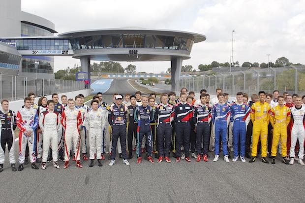 Pilotos World Series by Renault P Ramos