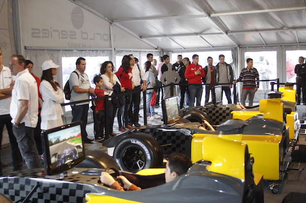 Renault 2 Circuito de Jerez PR