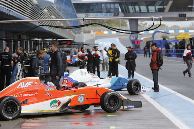 Renault Circuito de Jerez 2 PR