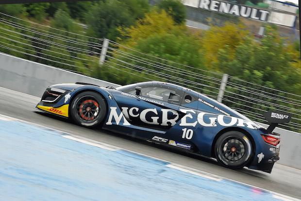 Renault Circuito de Jerez 3 PR