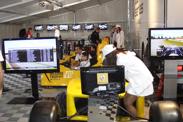 Renault Circuito de Jerez PR