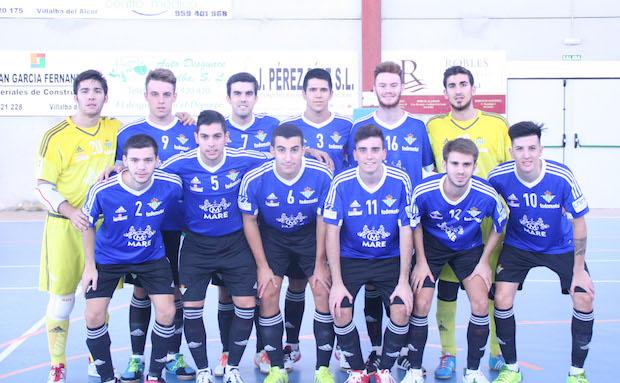 Villalba FS-Real Betis FSN B 1