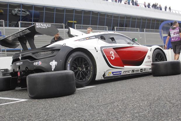 Wold Series Renault Pedro Ramos 15