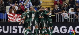Málaga Real Betis 2015:2016 Ropa verde adidas