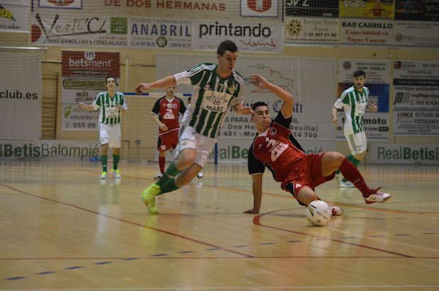 Real Betis FSN-FSD Puertollano 1