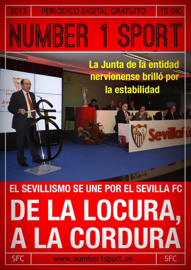 NUMBER 1 PORTADA 10 DIC 15 JOSÉ MIGUEL MUÑOZ