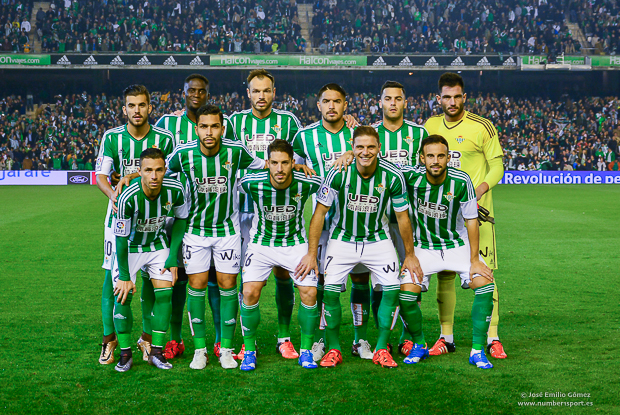Real Betis 2015:2016