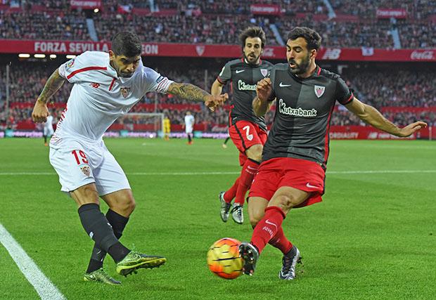 DN131_0320 Banega Sevilla-Athletic QPV ene16