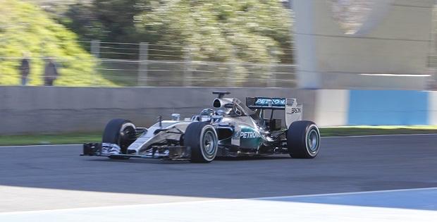 Fórmula 1 Pedro J. Ramos
