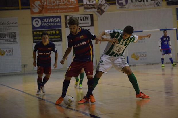 Real Betis FSN-FC Barcelona B 1