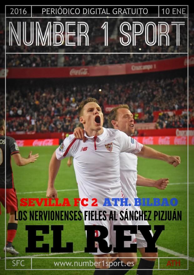 NUMBER 1 PORTADA 10 MAR 16 JOSÉ MIGUEL MUÑOZ