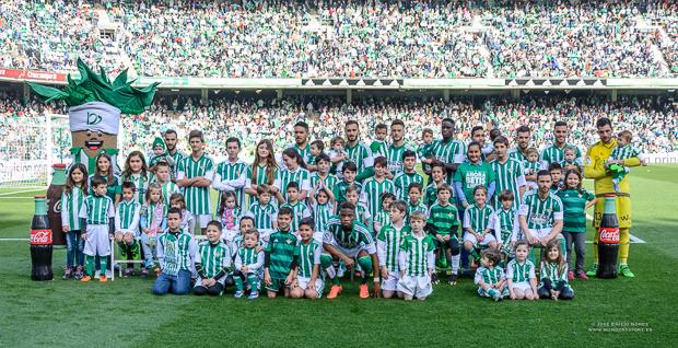 1 Betis-Valencia foto niños