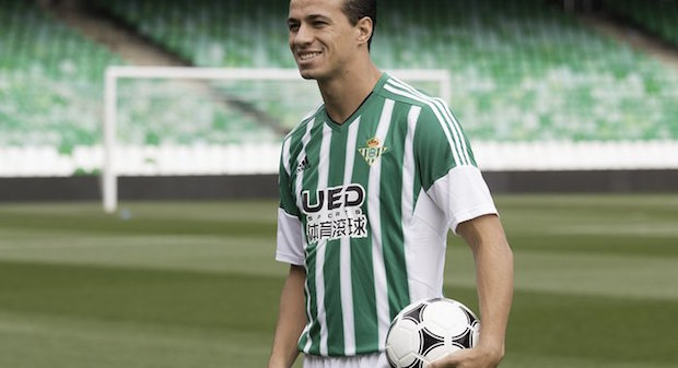 Damiao Real Betis Foto: RBB