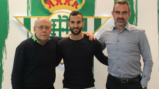 Ollero, Montoya y Maciá Real Betis