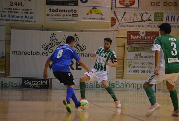Real Betis FSN-Melilla FS 2