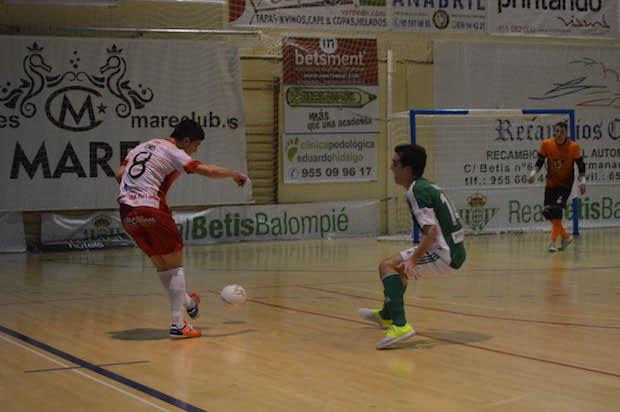 Real Betis FSN-Segovia Futsal 1