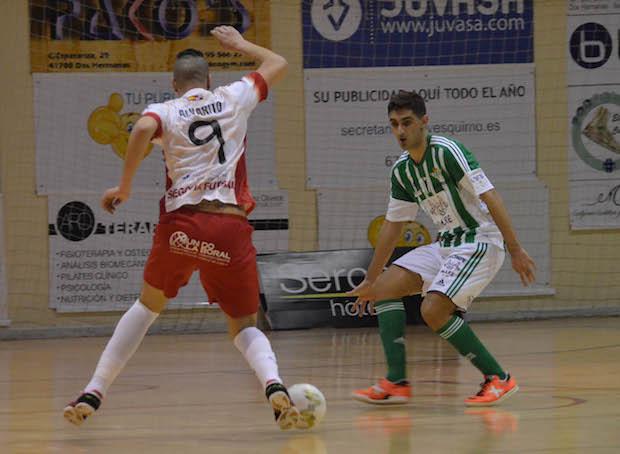 Real Betis FSN-Segovia Futsal 3