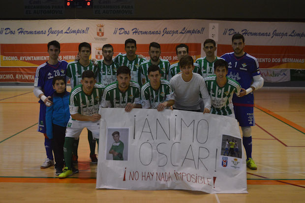 Real Betis FSN-Segovia Futsal