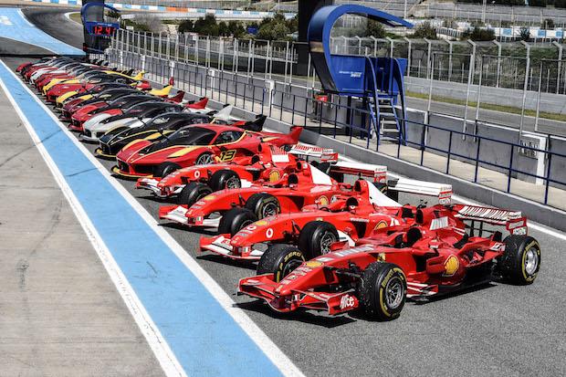 Ferrari Jerez 1