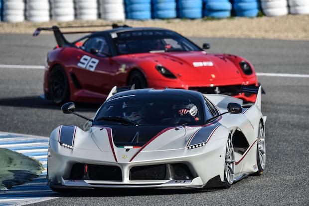 Ferrari Jerez 2