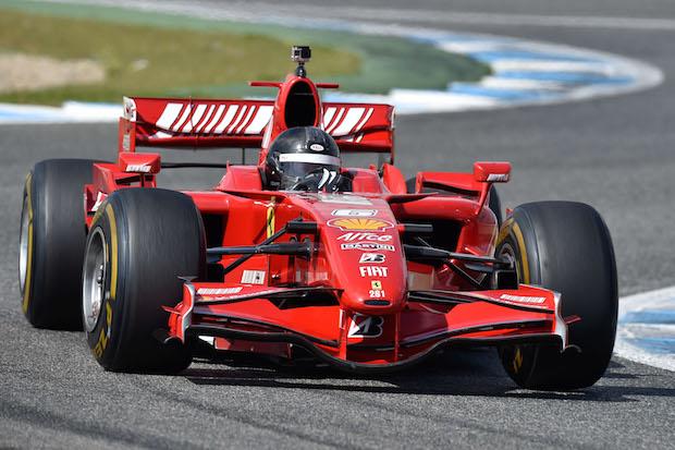 Ferrari Jerez 3