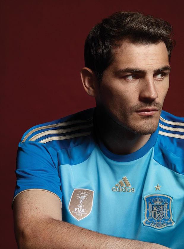 IKer Casillas Foto The green soccer journal