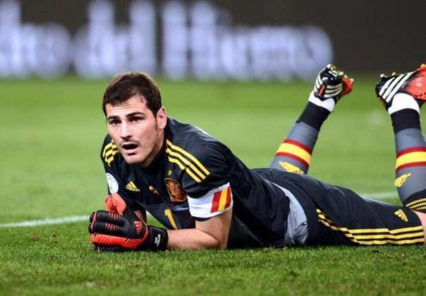 IKer Casillas selección Foto Goal.com