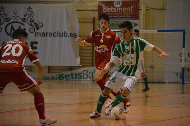 Real Betis FSN-ElPozo B 2