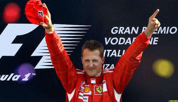 Schumacher Foto: Notihoy
