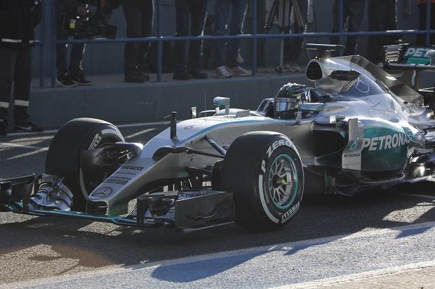 Fórmula 1 Pedro Ramos Circuito Jerez