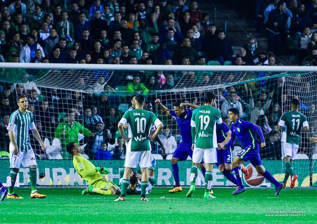 Adan gol Real Betis-Málaga JEG
