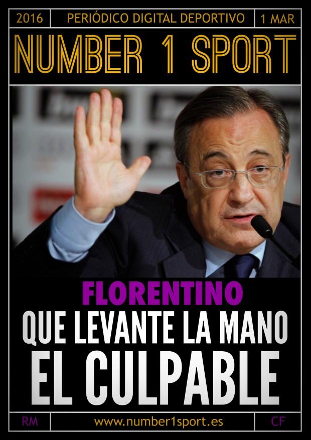 NUMBER 1 PORTADA 1 MAR 16 JOSÉ MIGUEL MUÑOZ