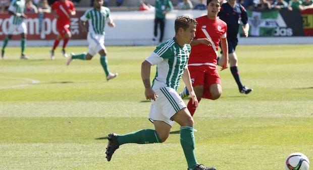 Betis B-Sevilla At Foto RBB