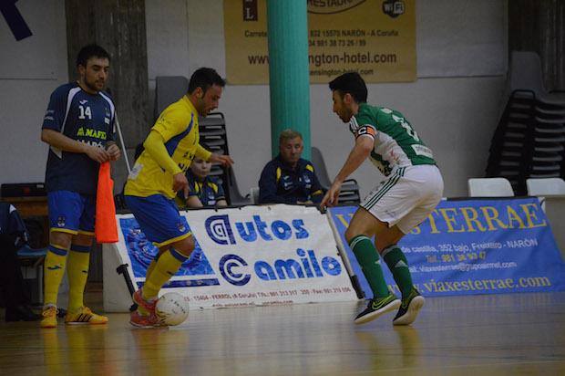Cidade de Narón-Real Betis FSN 2