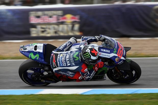 Jorge Lorenzo Morto GP