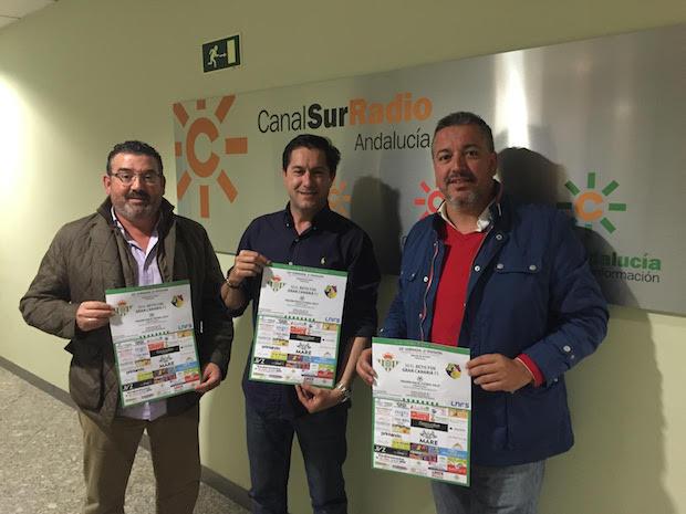 Juan Bustos, Juan Varela y Pablo Vilches en El Pelotazo