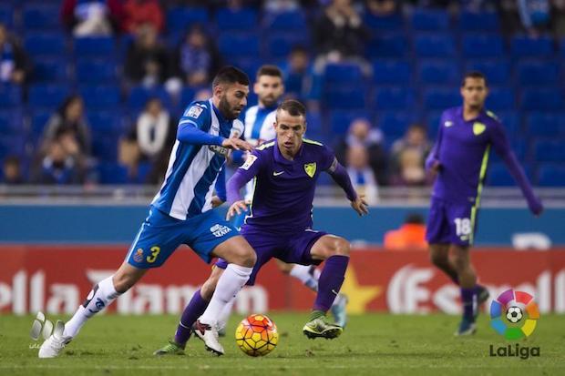 RCD ESPANYOL-MÁLAGA CF