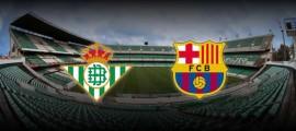 Real Betis-FC Barcelona