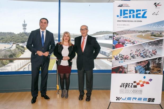 Alcaldesa Jerez, Circuito de Jerez