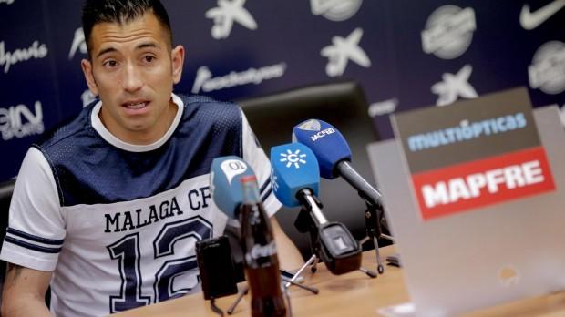 Charles Málaga CF