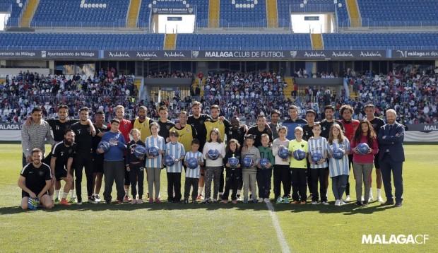 Málaga CF Infancia
