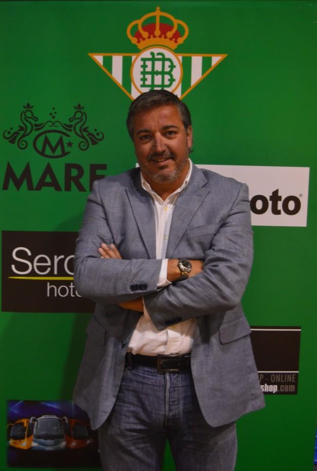 Pablo Vilches Real Betis FSN