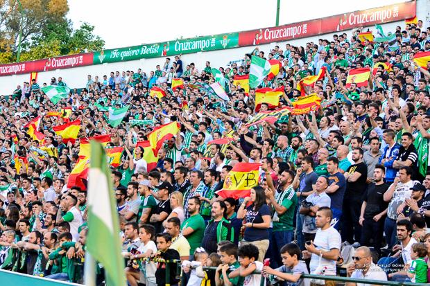 Aficion Betis-Barcelona